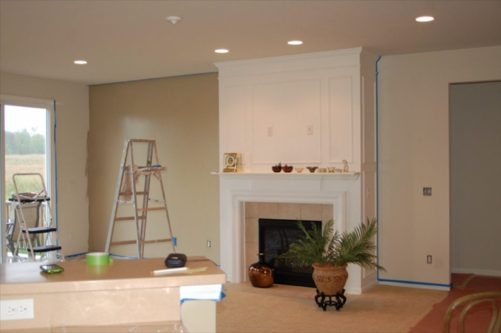 Hawaii Interior Home Painting