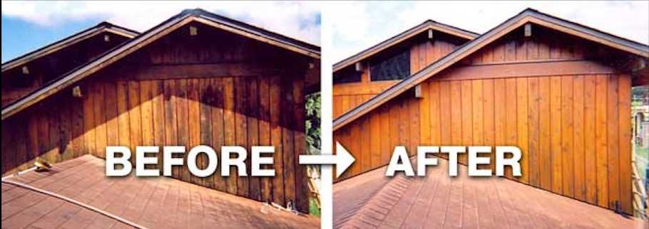 Wood Staining Services Hawaii