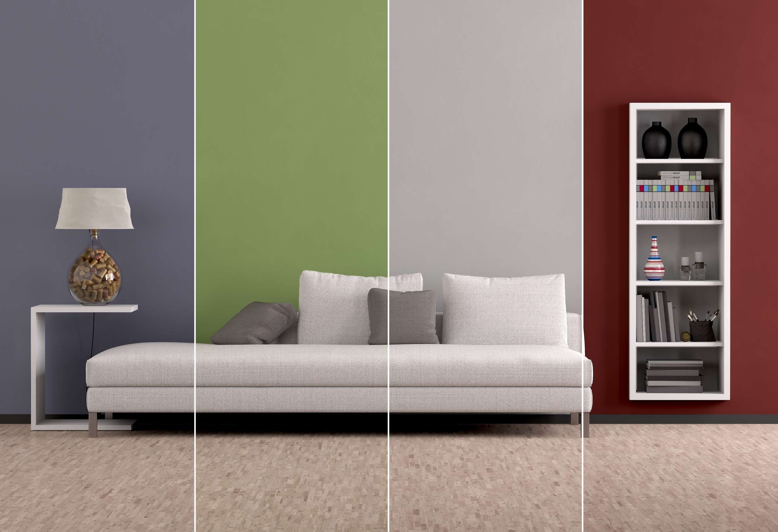 How A Room's Color Can Affect Your Mood